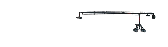 CamMate 2000 Series Crane Jib Boom Pathfinder Dolly
