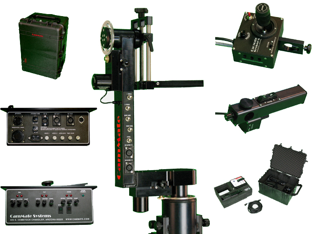Crane Jib CamMate Jimmy Foxy Triangle Techno Head Micro Dolly HD